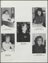 1985 Stillwater High School Yearbook Page 84 & 85