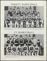 1985 Stillwater High School Yearbook Page 108 & 109
