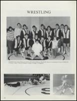 1985 Stillwater High School Yearbook Page 110 & 111