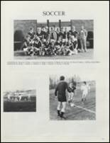 1985 Stillwater High School Yearbook Page 114 & 115