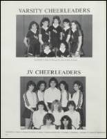 1985 Stillwater High School Yearbook Page 116 & 117