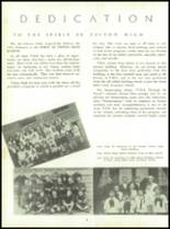 1954 Tift County High School Yearbook Page 10 & 11