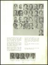 1954 Tift County High School Yearbook Page 18 & 19