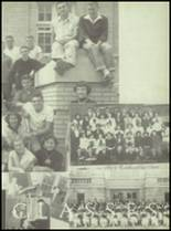 1954 Tift County High School Yearbook Page 20 & 21