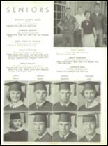 1954 Tift County High School Yearbook Page 22 & 23