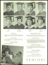 1954 Tift County High School Yearbook Page 24 & 25