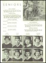 1954 Tift County High School Yearbook Page 26 & 27