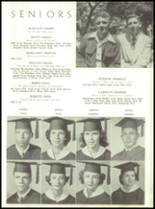 1954 Tift County High School Yearbook Page 28 & 29