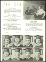 1954 Tift County High School Yearbook Page 30 & 31