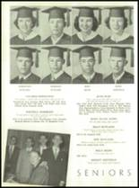 1954 Tift County High School Yearbook Page 38 & 39