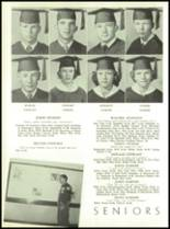 1954 Tift County High School Yearbook Page 40 & 41