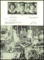 1954 Tift County High School Yearbook Page 44 & 45