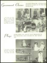 1954 Tift County High School Yearbook Page 58 & 59
