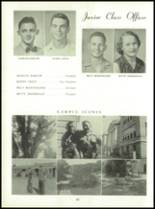 1954 Tift County High School Yearbook Page 60 & 61