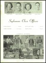 1954 Tift County High School Yearbook Page 64 & 65