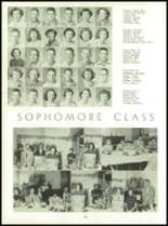 1954 Tift County High School Yearbook Page 68 & 69