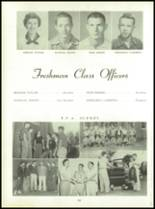 1954 Tift County High School Yearbook Page 70 & 71