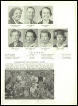 1954 Tift County High School Yearbook Page 76 & 77