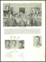 1954 Tift County High School Yearbook Page 80 & 81
