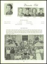 1954 Tift County High School Yearbook Page 84 & 85