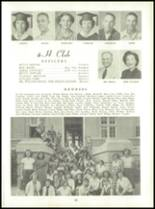 1954 Tift County High School Yearbook Page 86 & 87