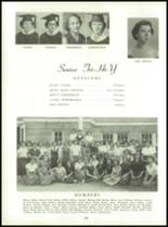 1954 Tift County High School Yearbook Page 88 & 89
