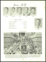 1954 Tift County High School Yearbook Page 90 & 91