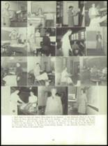 1954 Tift County High School Yearbook Page 92 & 93