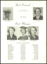 1954 Tift County High School Yearbook Page 98 & 99
