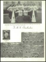 1954 Tift County High School Yearbook Page 100 & 101
