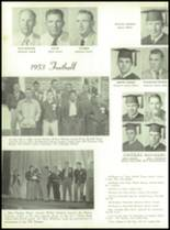 1954 Tift County High School Yearbook Page 104 & 105