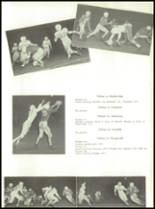 1954 Tift County High School Yearbook Page 106 & 107