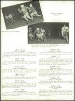 1954 Tift County High School Yearbook Page 108 & 109