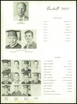 1954 Tift County High School Yearbook Page 110 & 111