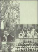 1954 Tift County High School Yearbook Page 116 & 117