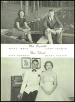 1954 Tift County High School Yearbook Page 122 & 123