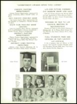 1954 Tift County High School Yearbook Page 128 & 129