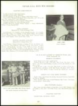 1954 Tift County High School Yearbook Page 130 & 131