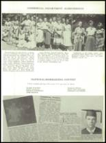 1954 Tift County High School Yearbook Page 136 & 137