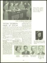 1954 Tift County High School Yearbook Page 138 & 139