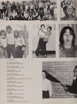 1980 Wolcott Technical High School Yearbook Page 34 & 35