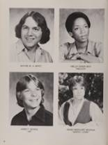 1980 Wolcott Technical High School Yearbook Page 42 & 43