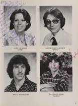 1980 Wolcott Technical High School Yearbook Page 56 & 57