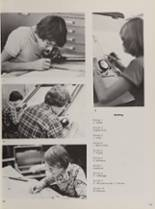 1980 Wolcott Technical High School Yearbook Page 128 & 129