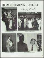 1984 Central High School Yearbook Page 18 & 19