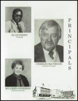 1984 Central High School Yearbook Page 22 & 23