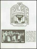 1984 Central High School Yearbook Page 48 & 49