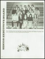 1984 Central High School Yearbook Page 52 & 53