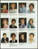 1984 Central High School Yearbook Page 54 & 55