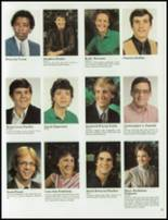 1984 Central High School Yearbook Page 58 & 59